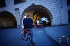 Druch das alte Rathaus