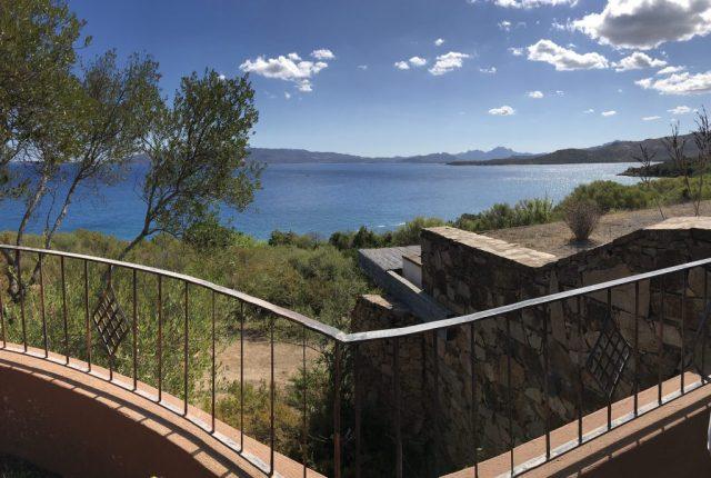 Sardinien. Die rauhe, aber sehr reizvolle Nordküste.
