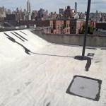 New York roof coating