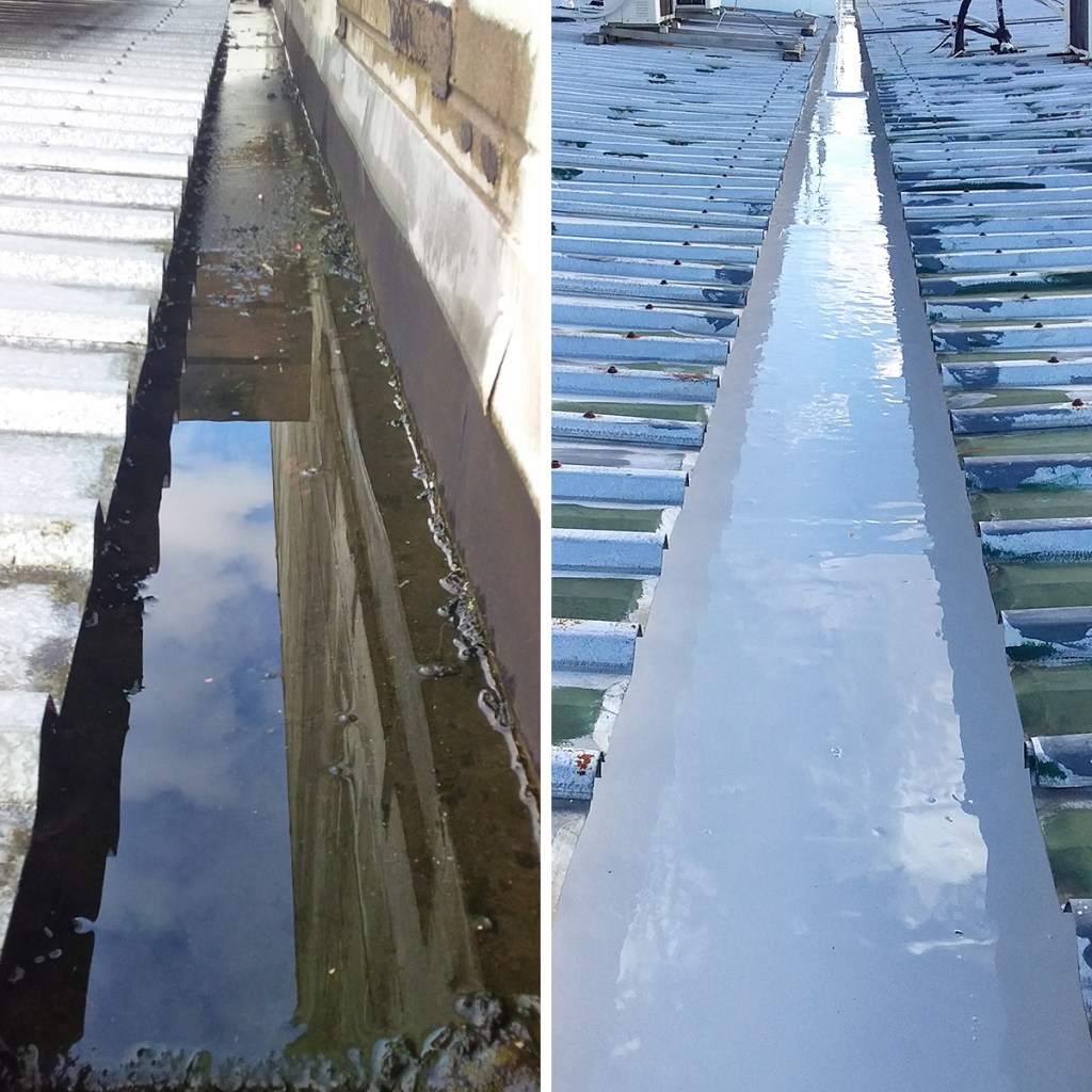 Eco Seal gutter