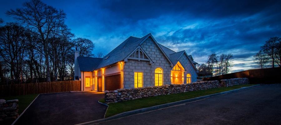 Churchill Homes