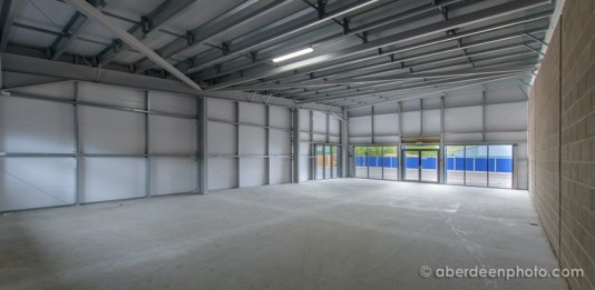 Warehouse space to let