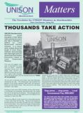 UNISON Matters Spring 2006