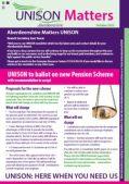 UNISON Matters October 2013
