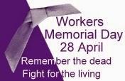 Workers' Memorial Day