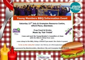 Young Members BBQ