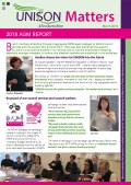 thumbnail of UNISON matters March 2018 WEB