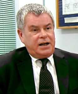 Mike Kirby, Scottish Secretary