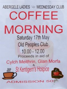 Abergele Ladies coffee morning