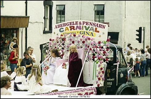 1979 Abergele Carnival photo by Dennis Parr