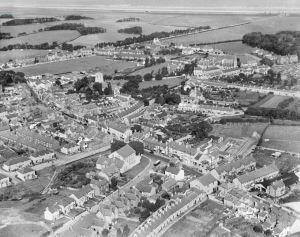 Abergele circa 1920's