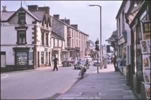 Brige St Abergele in June 1963