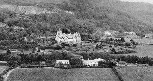 Bryngwenallt Hall - date unknown.