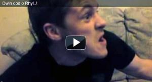 dwin dod o rhyl - screengrab YouTube
