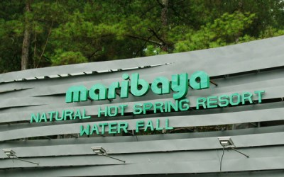 Maribaya Natural Hot Spring