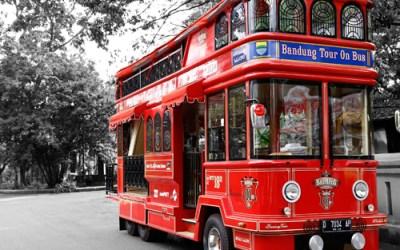 Bandung Tour on The Bus – BANDROS