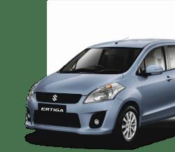 Harga rental mobil murah Ertiga di Bandung