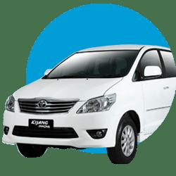 Harga rental mobil murah Innova di Bandung