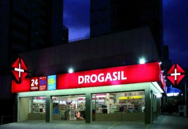 Farmácia Drogasil 24h