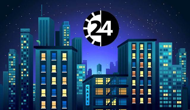 Aberto 24 horas - Sempre aberto para Você!