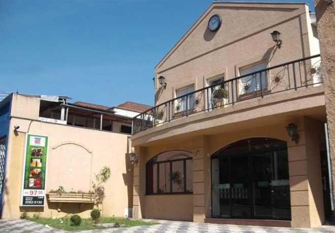 Hotel Parks - Ipiranga - SP
