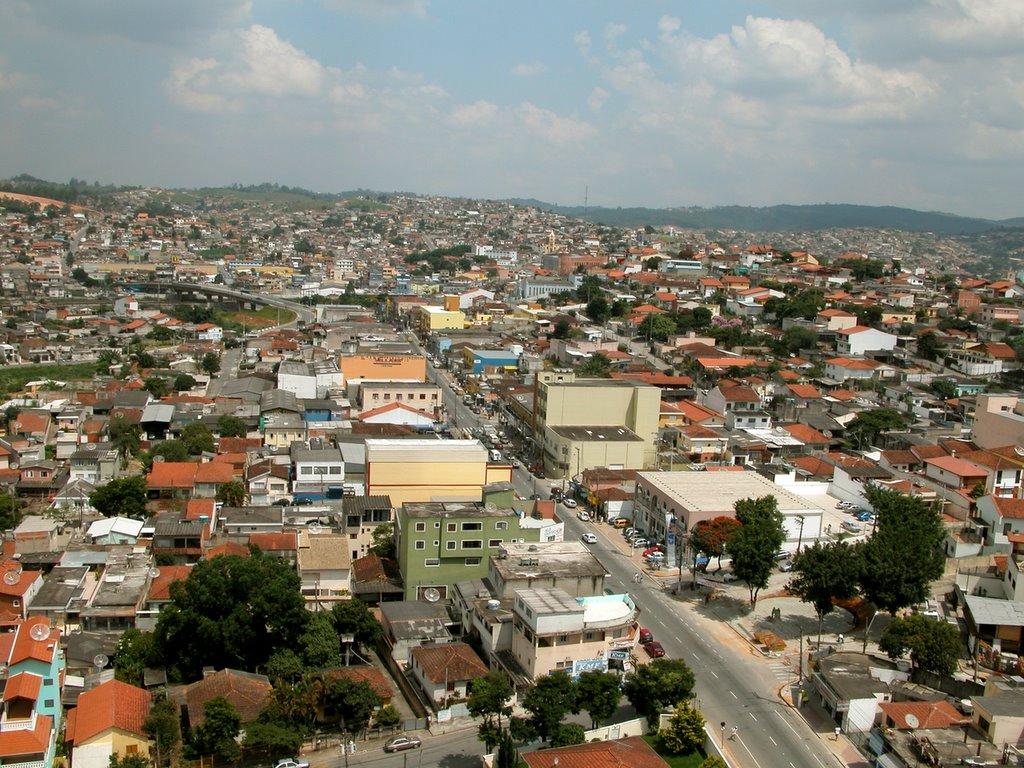 Foto da cidade, representando abrir empresa em Cotia