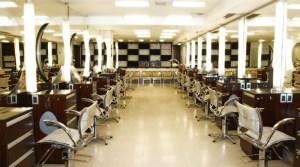 Foto de um salão de beleza, representando como abrir um salão de beleza - Abertura Simples