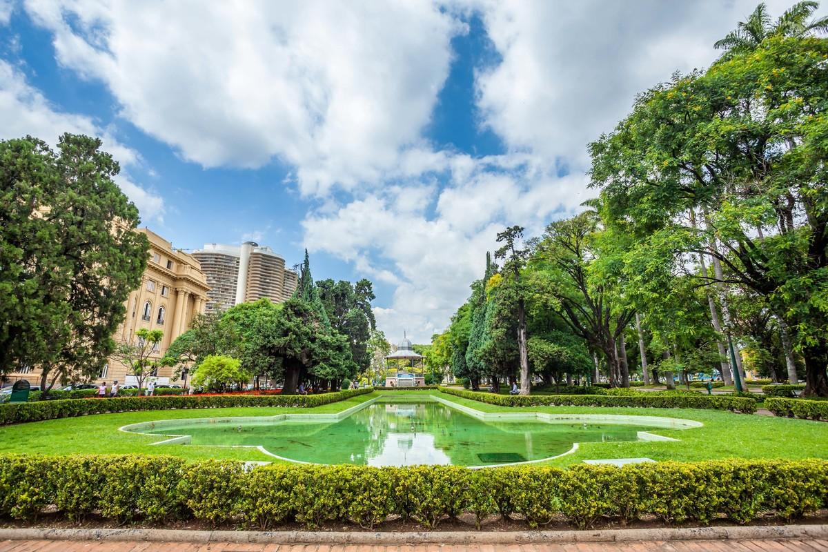 Praça da liberdade em Belo Horizonte, representando escritório de contabilidade em contabilidade em Belo Horizonte - Abertura Simples