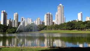 Foto da cidade de Goiânia, representando escritório de contabilidade em Goiânia - Abertura Simples