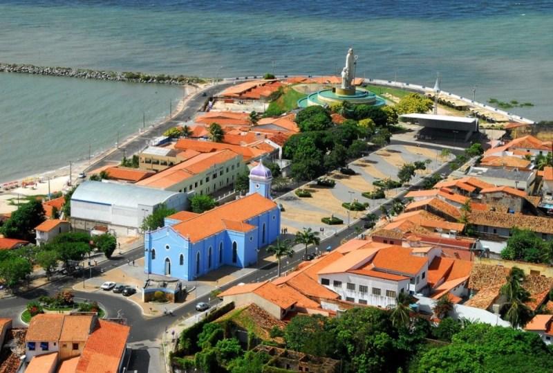 Foto aérea de São José de Ribamar, representando escritório de contabilidade em São José do Ribamar - Abertura Simples