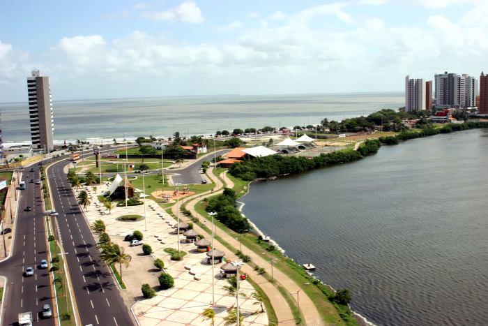 Foto da cidade de São Luís, representando abrir empresa em São Luís