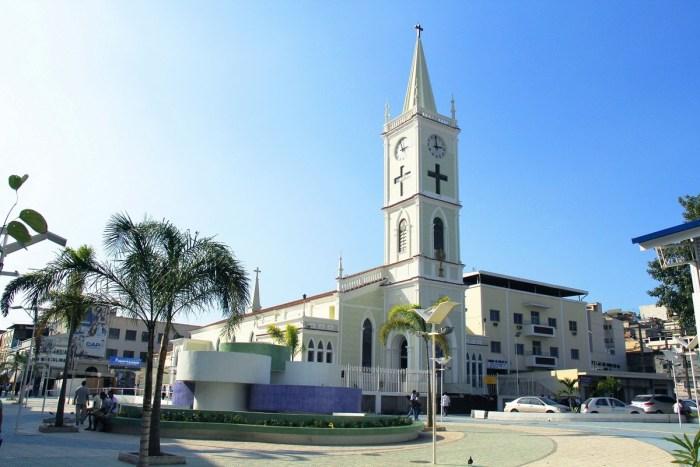 Foto da igreja da cidade de São João de Meriti, representando abrir empresa em São João do Meriti - Abertura Simples