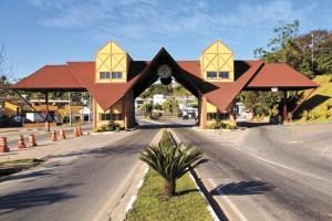Foto do portal da cidade de São Roque, representando abrir empresa em São Roque - Abertura Simples