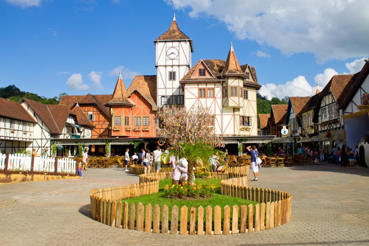 Cidade de Blumenau, representando abrir empresa em Blumenau - Abertura Simples