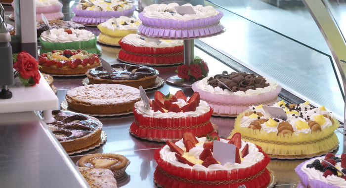 Foto de bolos, representando como abrir uma loja de bolos - Abertura Simples