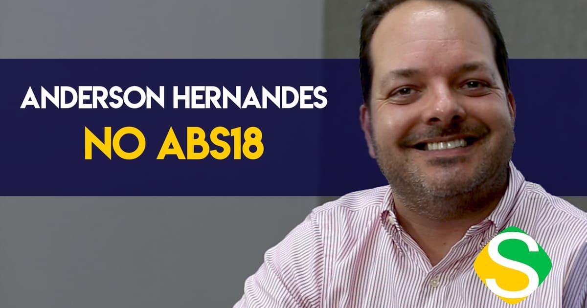 Anderson Hernandes, Palestrante no ABS188