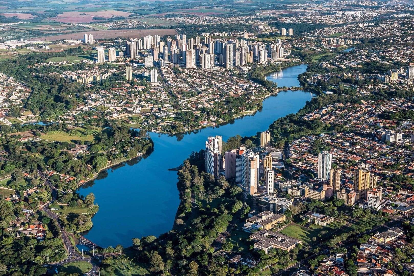 Imagem da cidade para quem deseja escolher um escritório de contabilidade em Londrina