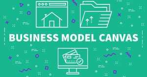 Imagem do Business Model Canvas para remeter ao texto