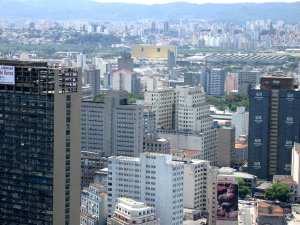 foto de prédios do bairro, representando a contabilidade em santana