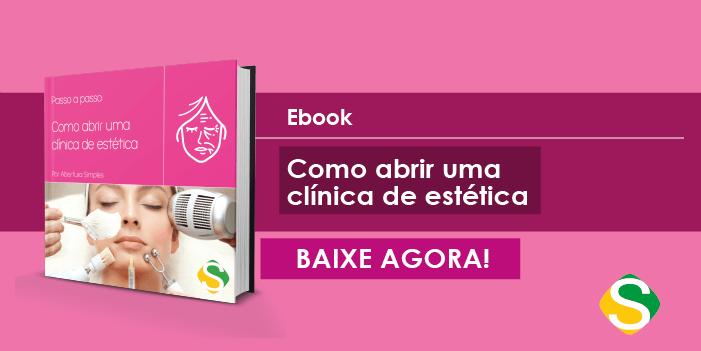 banner do ebook de como abrir uma clínica de estética
