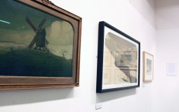 Exploring the School of Art Collections -