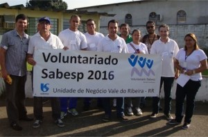 Voluntariado Sabesp 2016