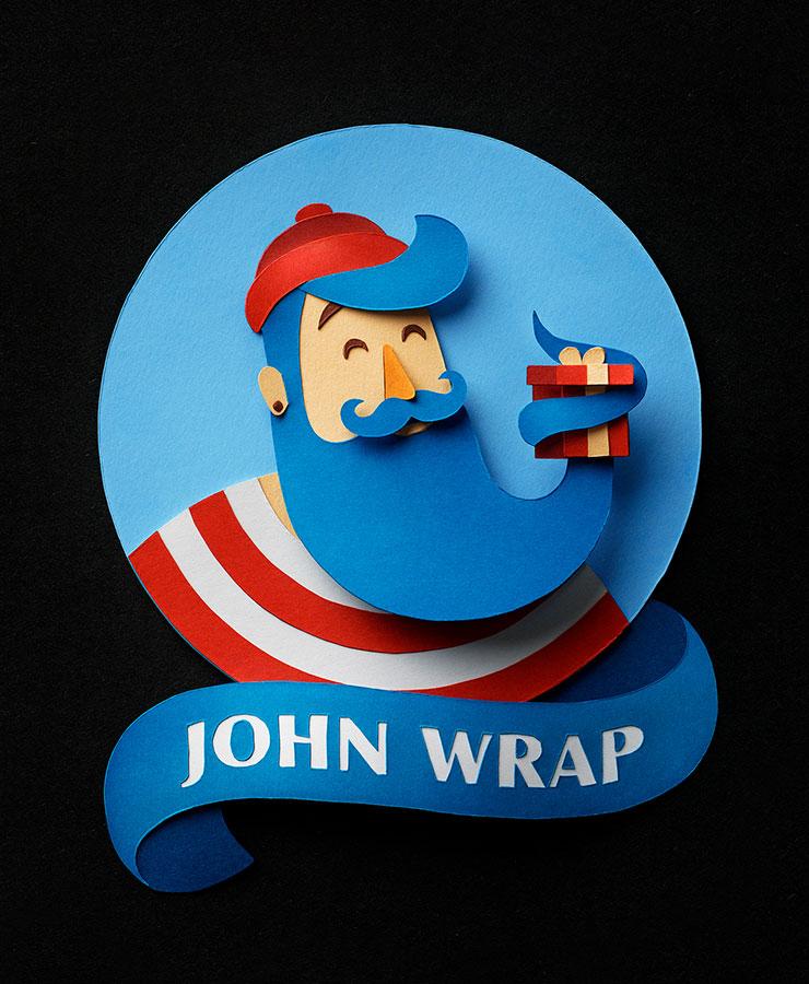John Wrap