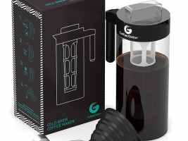 Top 3 Best Cold-Brew Coffee Maker 2019 review