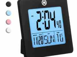 Top 3 Best LED Clock In the Living Room 2019 Review