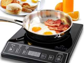 Top 3 Best Electric Induction Cooktops 2017 Review
