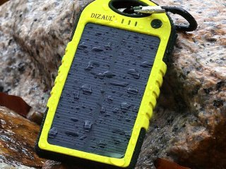 Top 3 Best Solar Power Bank Chargers 2017 Review
