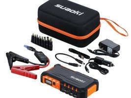 Top 10 Best Battery Jump Starters 2018 Review