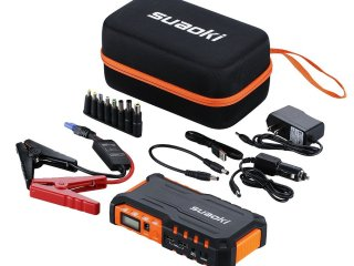 Top 10 Best Battery Jump Starters 2017 Review