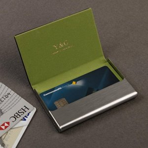 Top 12 best business card holders for men 2018 review a best pro yg cards holders colourmoves Choice Image